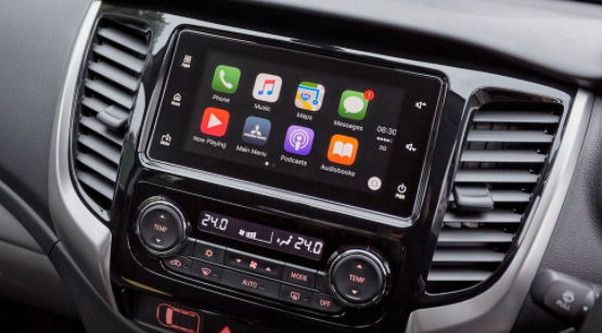Smartphone Link Display Audio (SDA)^is a true extension of your smartphone via Android Auto™¹ or Apple CarPlay² . Connected to Triton GLX+, GLS and Exceed's touch screen, you can access your phone's compatible apps, get directions, make calls, send & receive messages and listen to music. including DAB radio