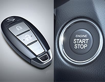 Remote control key and keyless push start system