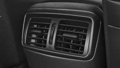 Rear Air Con Vents