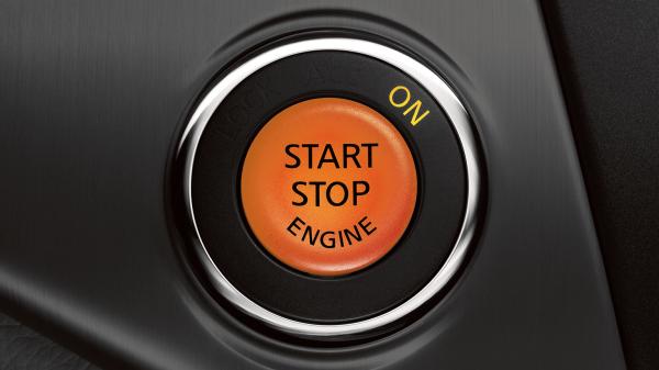 Standard Push Button Start Feature