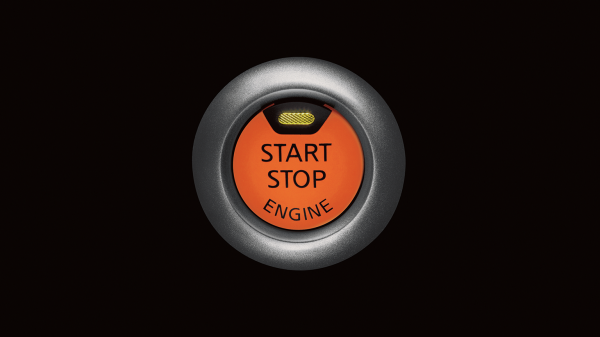 Simple push of a button