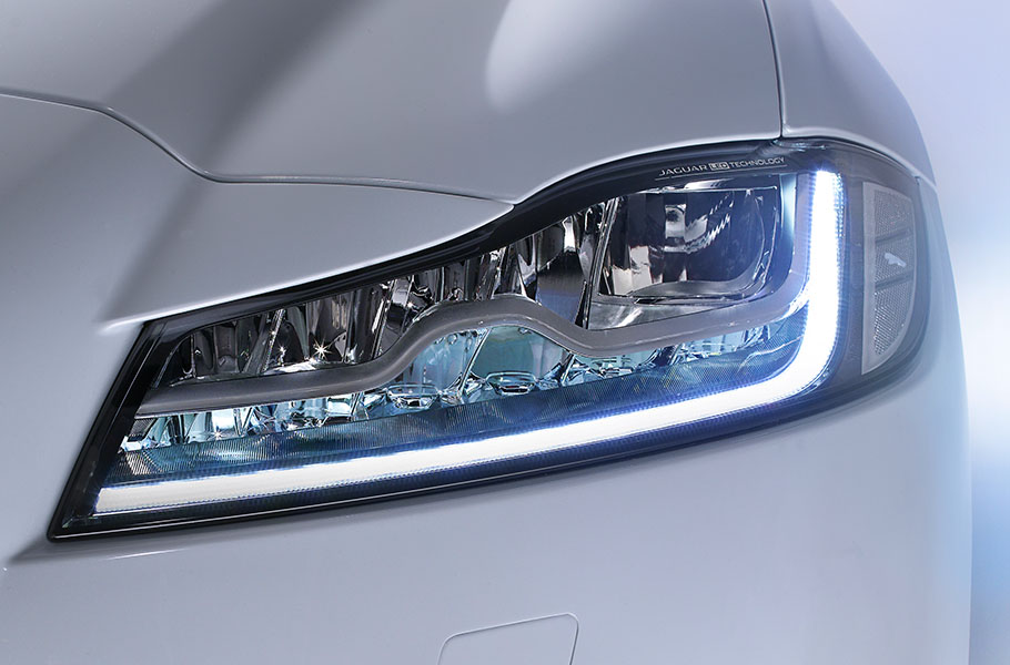 Signature 'J' Blade Led Daytime Running Lights