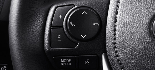 Multi-function Steering Wheel