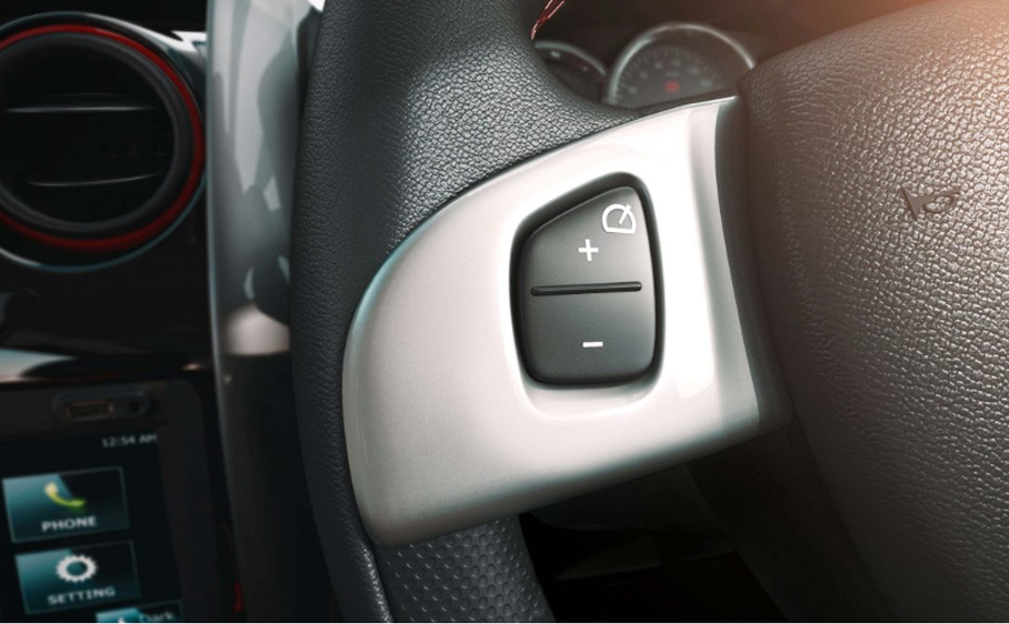 steering mounted controls