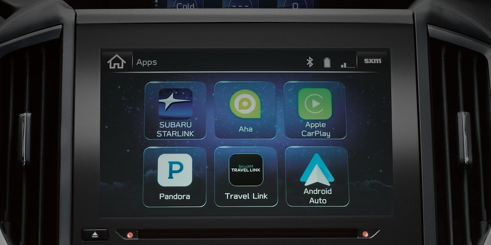 Subaru Starlink Multimedia