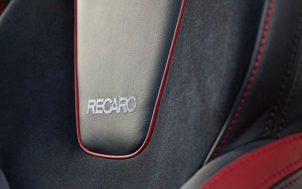 Recaro Performance Seats