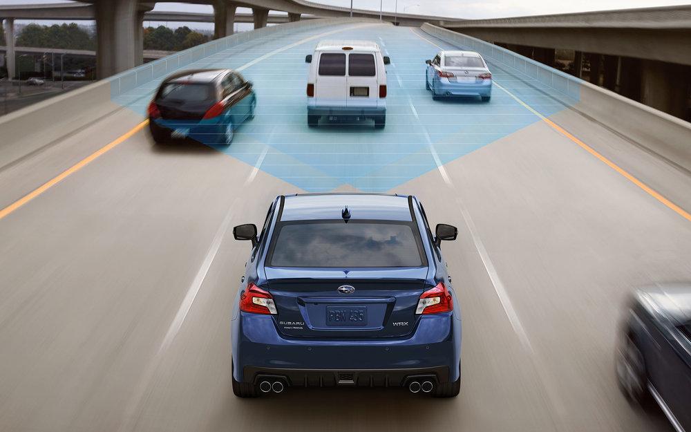 EyeSight Driver Assist Technology