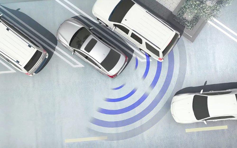 Blind-Spot Detection and Rear Cross-Traffic Alert