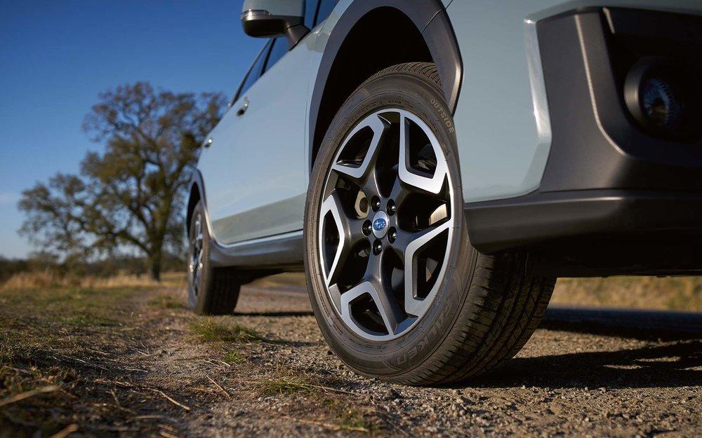18-inch Wheels