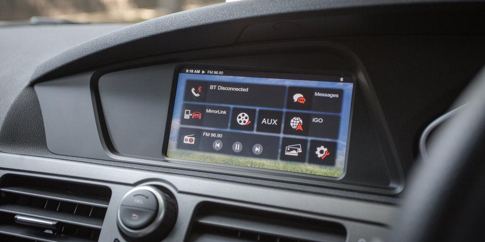 Informative Display Screen