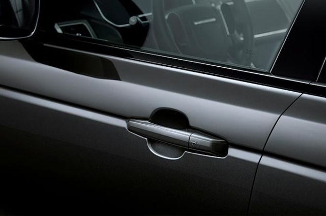Range Rover Sport is available with power latching on all doors