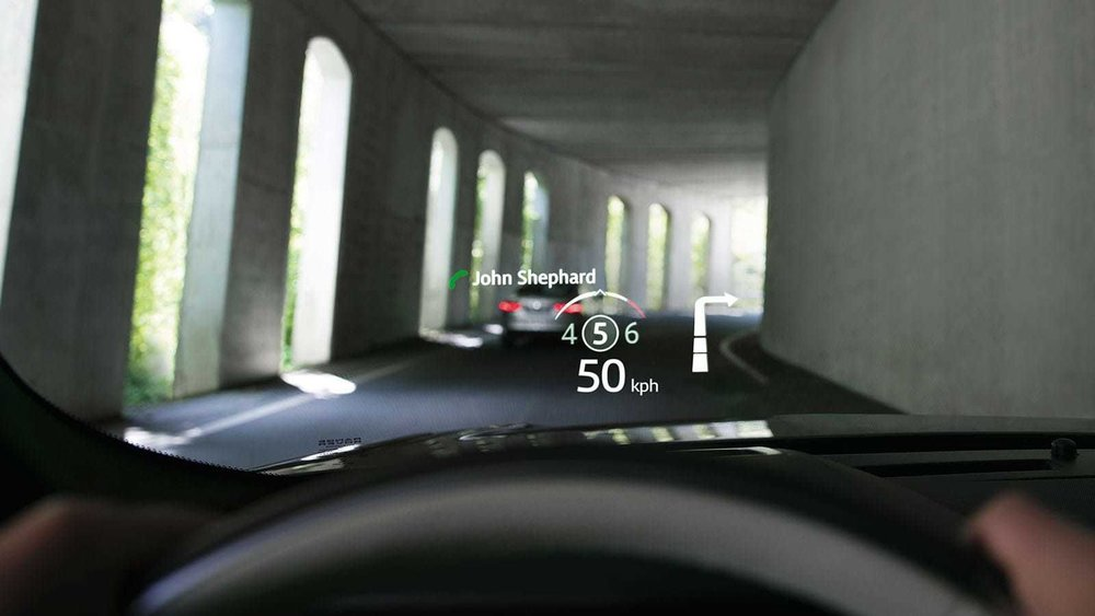The Head-Up display
