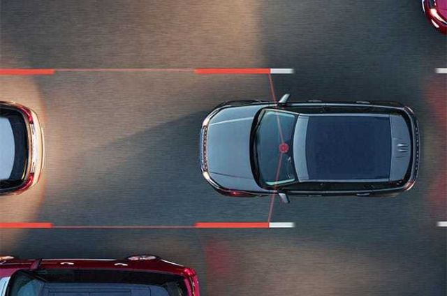 Lane Keep Assist detects when your vehicle is unintentionally drifting out of your lane