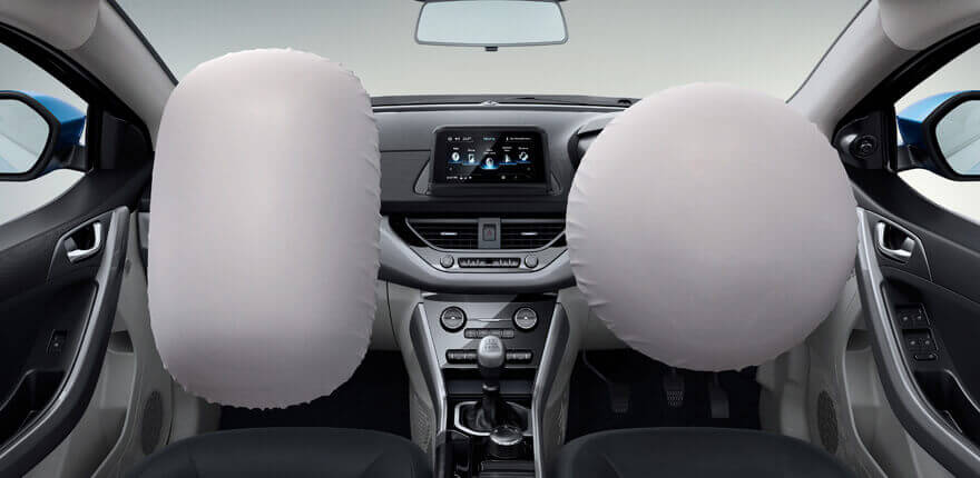 Dual Frontal Airbags