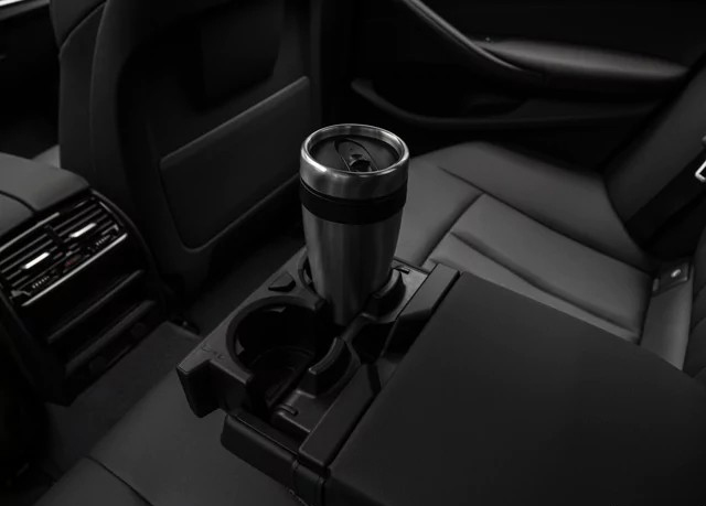 Rear Cup Holders