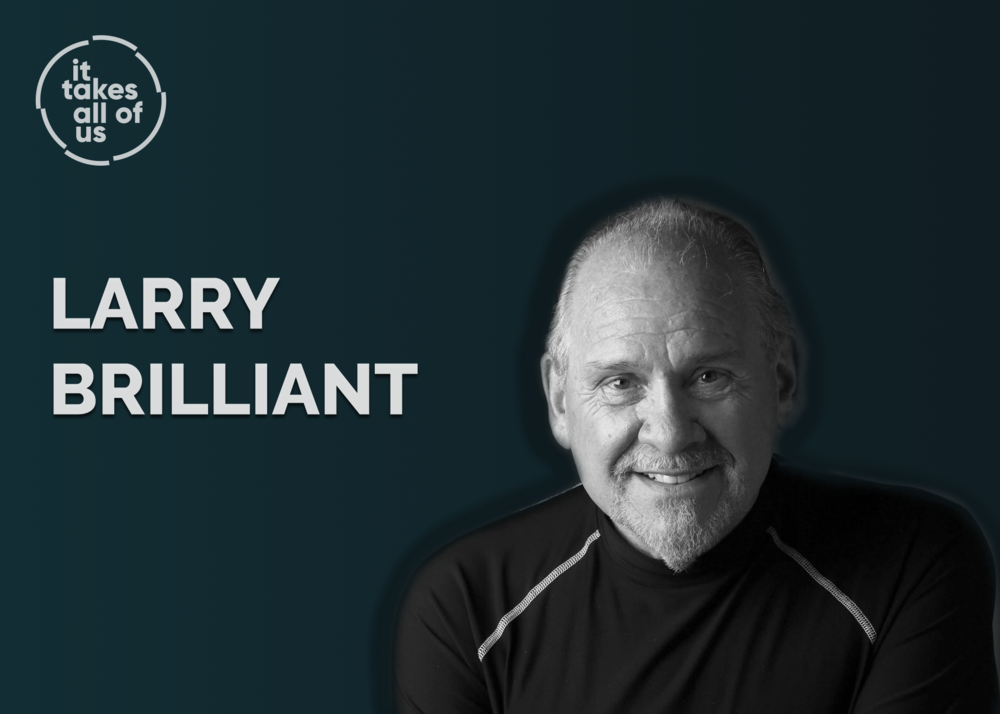 Larry Brilliant was the youngest member of the WHO Smallpox Eradication Team, working in India in the 1970s. When Larry came back to the US, he co-founded the first online community, THE WELL,falling in love with the possibilities of technology. On the side, he was Jerry Garcia's and Mama Cass' doctor as they struggled with heroin addiction. Brilliant's accomplishments include founding Skoll Global Threats Fund, founding Google's philanthropic arm Google.org, acting as a bio-surveillance advisor to the president, advising Steven Soderbergh on the film CONTAGION, and winning the TEDPrize in 2006   @SkollFoundation