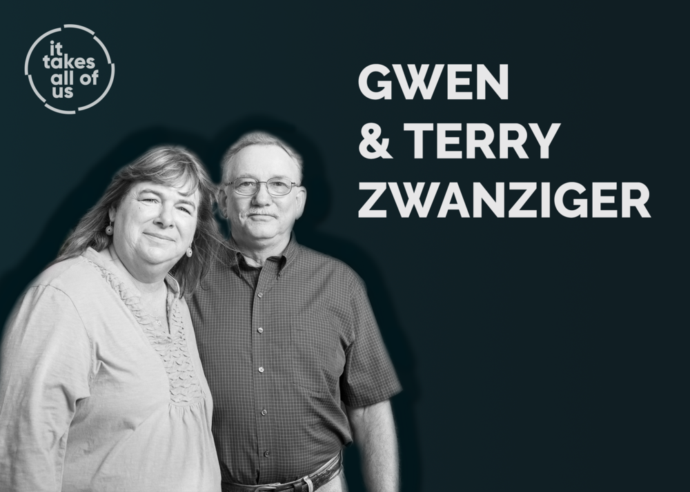 Gwen and Terry Zwanziger live in Owatonna, Minnesota. In December 2014, their 17-year old daughter, Shannon, came down with the flu. Seven days later Shannon Zwanziger died in her mother's arms from Influenza A. Gwen and her family represent the dire need for new solutions in our fight against influenza, including better and more available diagnostics, a better flu vaccine, one day a universal flu vaccine as well as more public preventive action against our most common epidemic. Their loss and Shannon's story is a constant reminder that the flu is a real threat that needs to be taken a lot more seriously.  The Zwanzigers have mobilized millions of people with their personal story on CNN.com, GlobalCitizen.org and at Moms+ Social Good in conjunction with the United Nations Foundation and Johnson & Johnson.