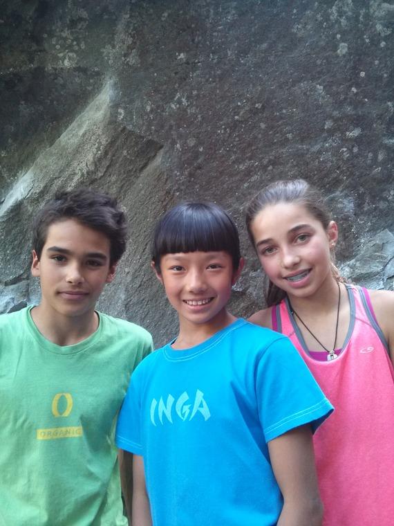 Mirko, Ashima and Brooke
