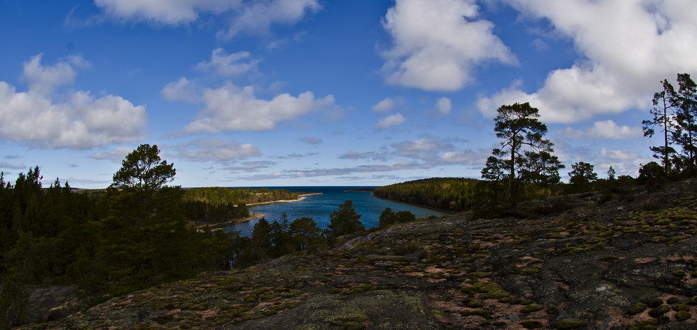 Landscape in beautiful Åland. Finland. Photo by Rudy Ceria.