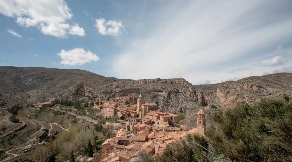 Village of Albarracín.