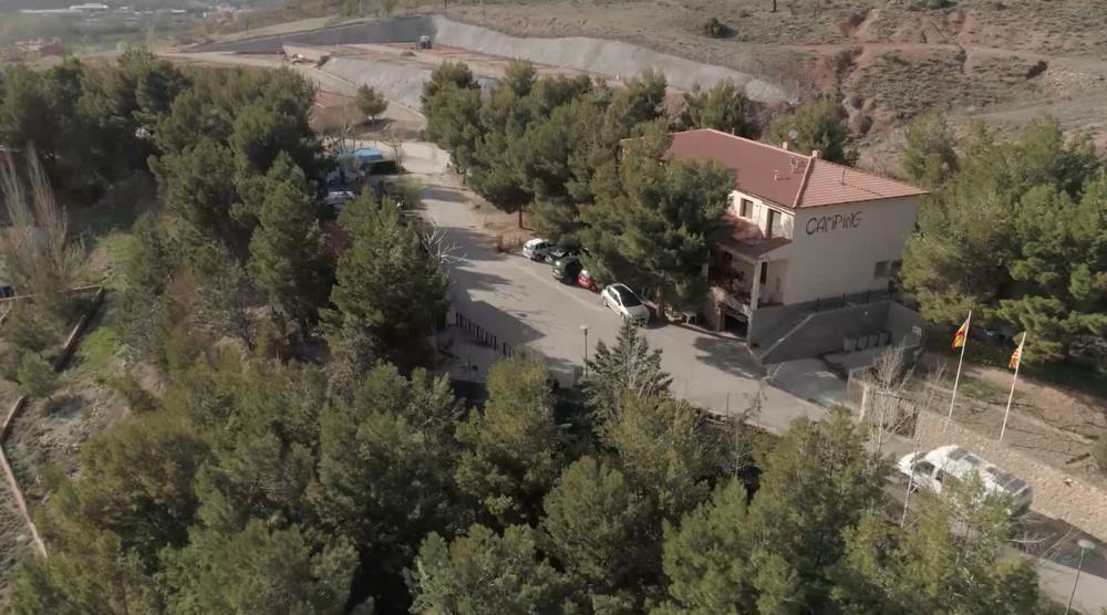Albarracin Camping.