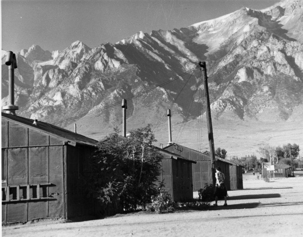 <b>Manzanar Block 14</b> Taken by (name)
