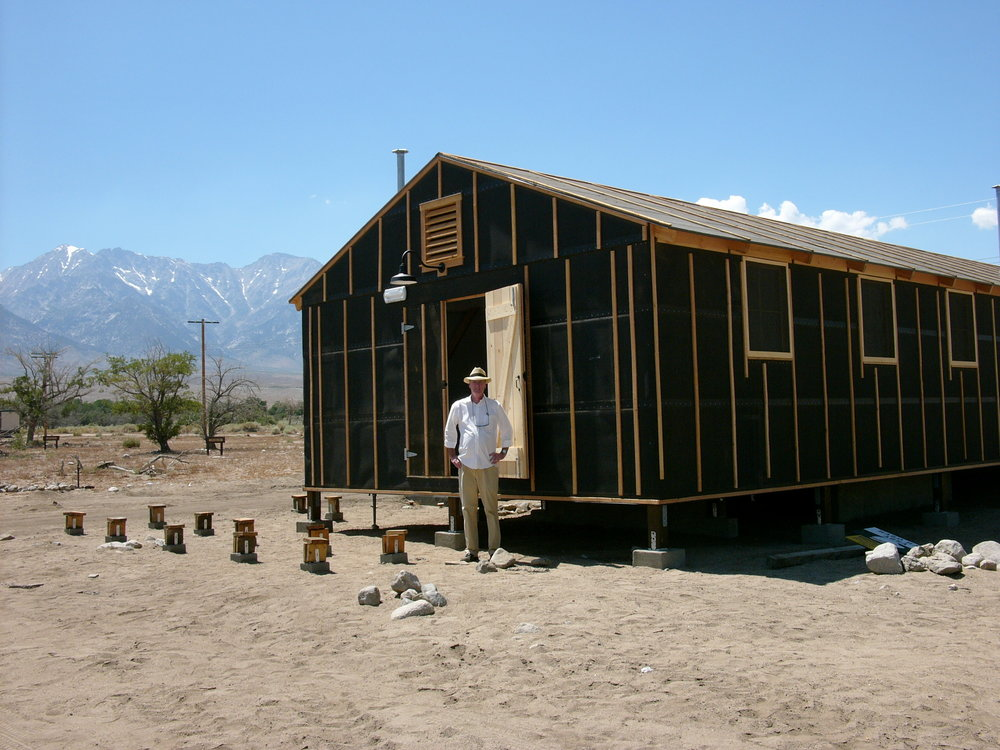 Copy of <b>Manzanar Block 14</b> Taken by (name)