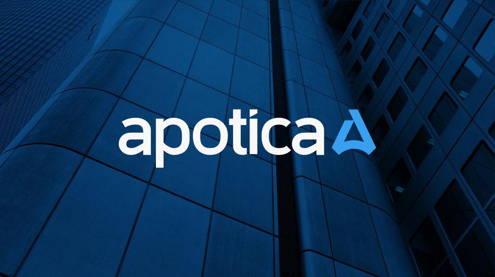 APOTICA | Visual Identity