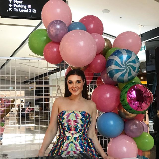 🎉 Party People 💥  Come have a boogie with me! I'm playing for @westfieldau Fountain Gates. Shopping and Dancing. Two of the best things in the world 😂  #TSPXWFG #MSFW