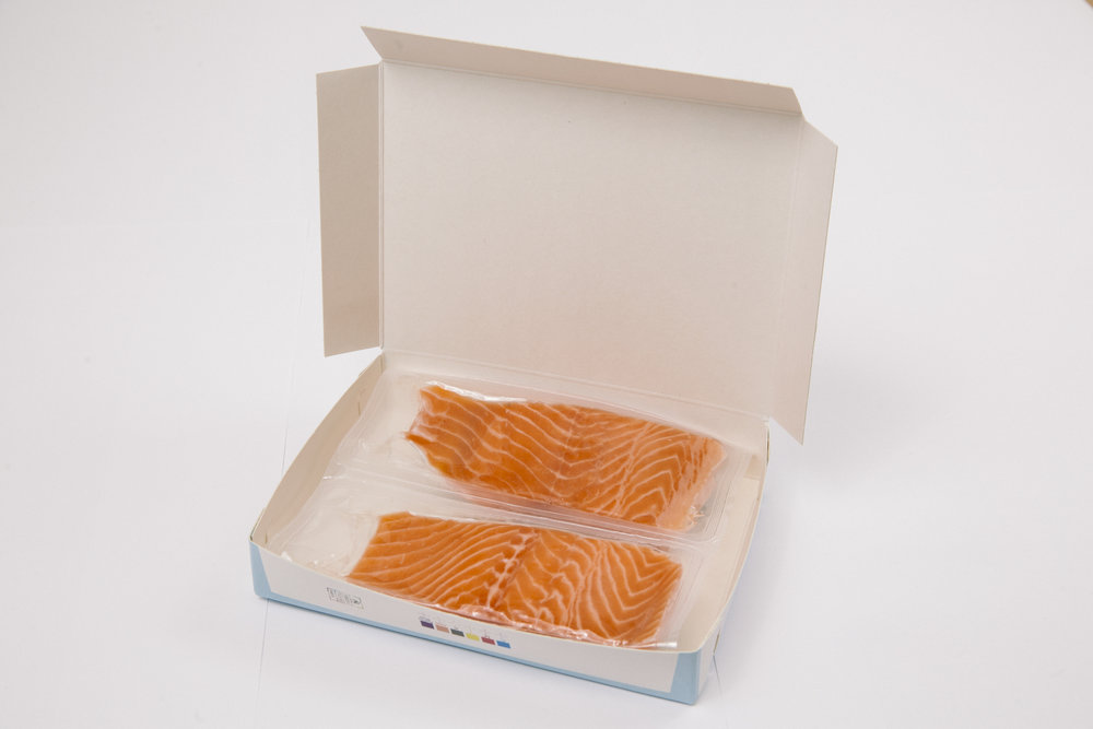 Example of private label packaging
