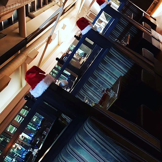 We ❤️ Christmas at George's! Get in touch for last moment Bookings this December! . . #christmas #christmasbookings #christmastime