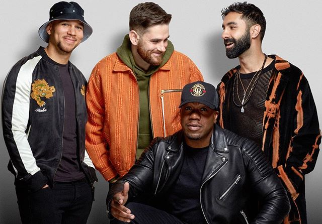 Rudimental are playing The Waterfront this 18th January! Tickets available at boxoffice@waterfront.co.uk 🎤 . PM us for preshow drinks / dinner bookings! 🍽️🍻 . #JustAcrossTheRoad