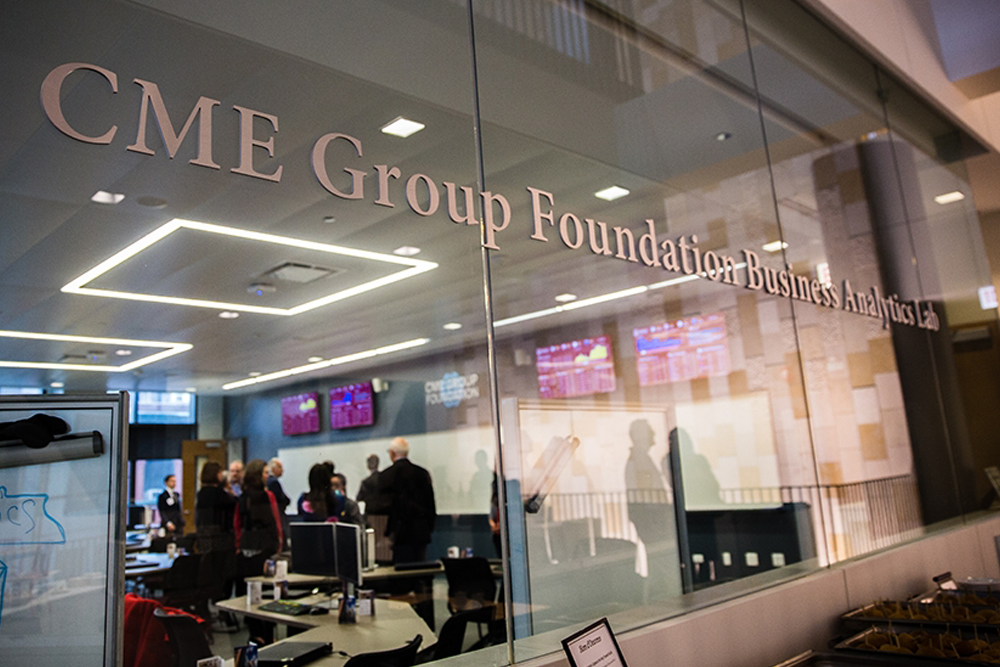 CME Group Foundation Business Analytics Lab -