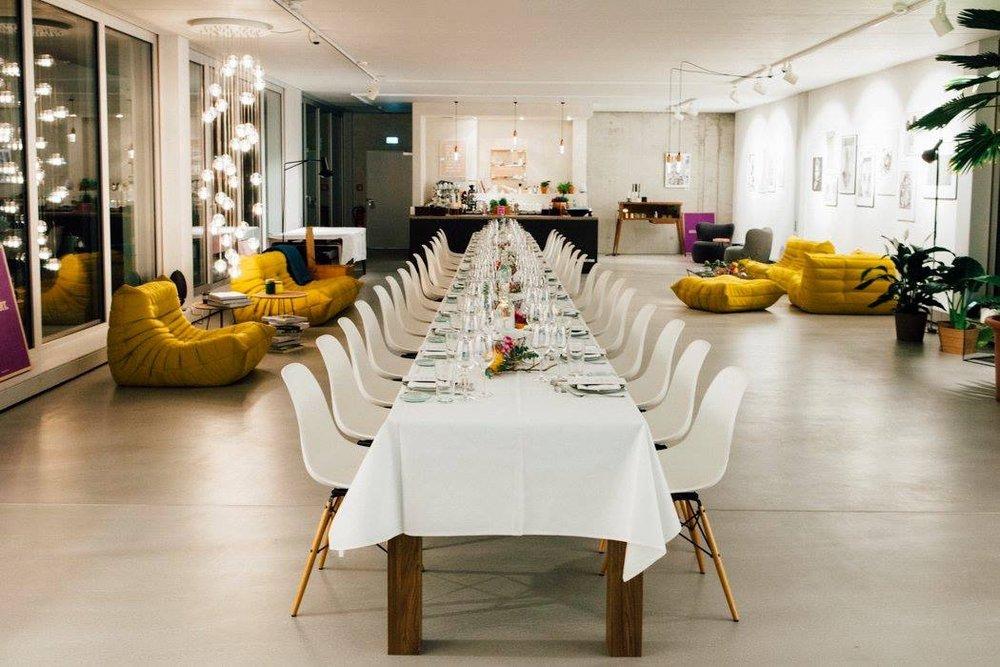 Dinner AA_Atelier Kopie