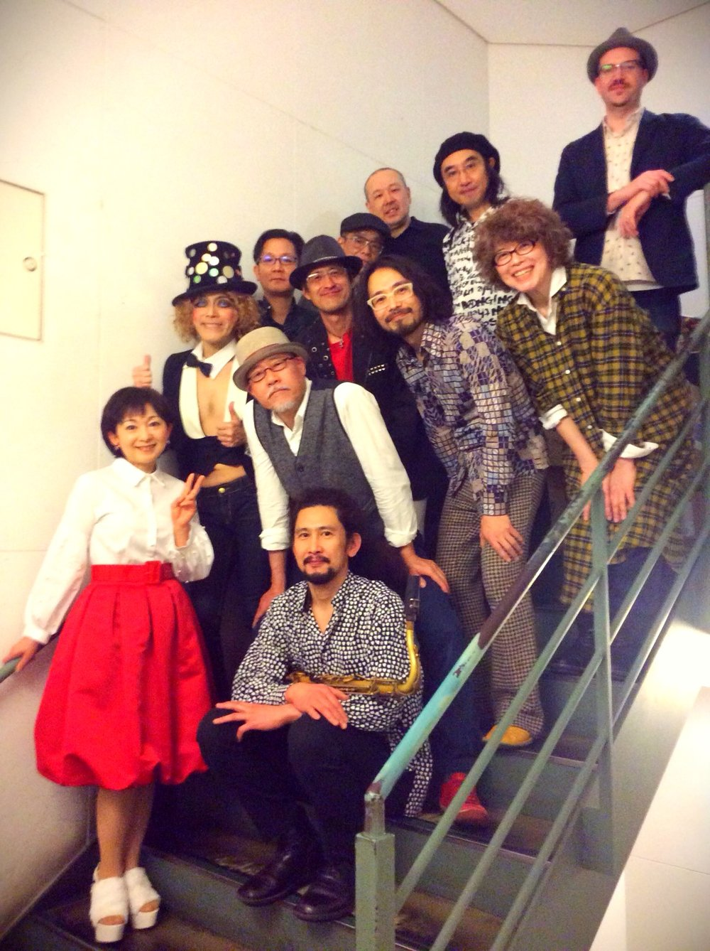 Orquesta Libre with ROLLY and Ohta Hiromi
