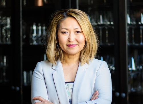 Jin Park  Director of Events & Partnerships