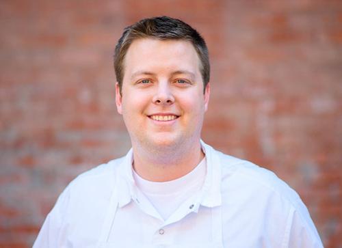 Jacob Ruck  Executive Sous Chef