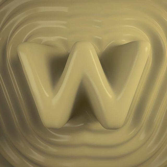 W for Wax #36daysoftype #36days_W #36daysoftype05 #typography #cinema4d #c4d #graphicdesign #W #wax #mograph #experimental #typographylove #dailytype #typeinspire #3dfordesigners #graphicoftheday #dailytype #showusyourtype #dailyrender #dailylettering #alphabet #photoshop #everydaytype #lovetype