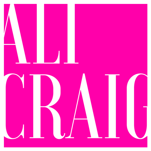 Ali Craig - Entrepreneur. Author. Brander. Speaker. Trainer. Consultant
