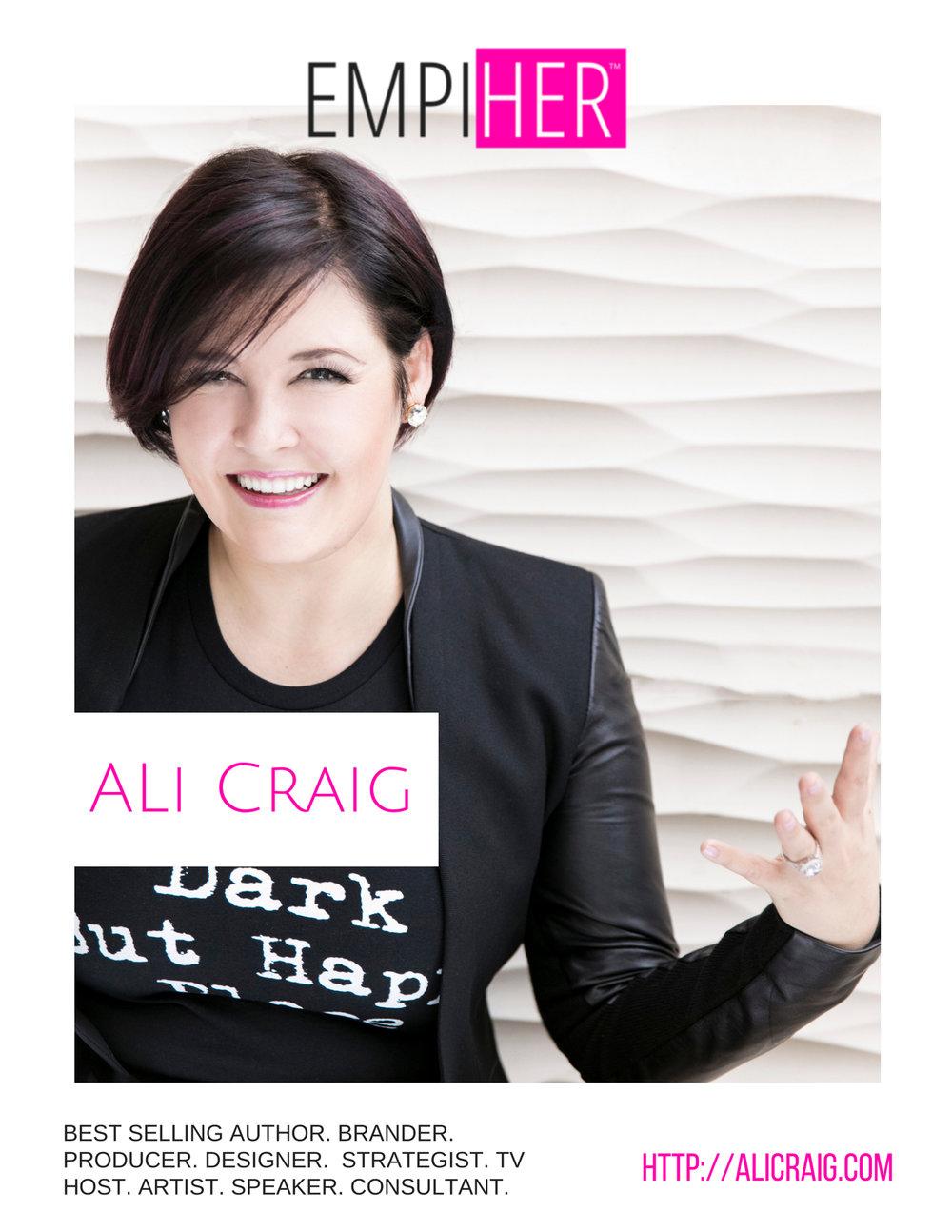 Ali Craig