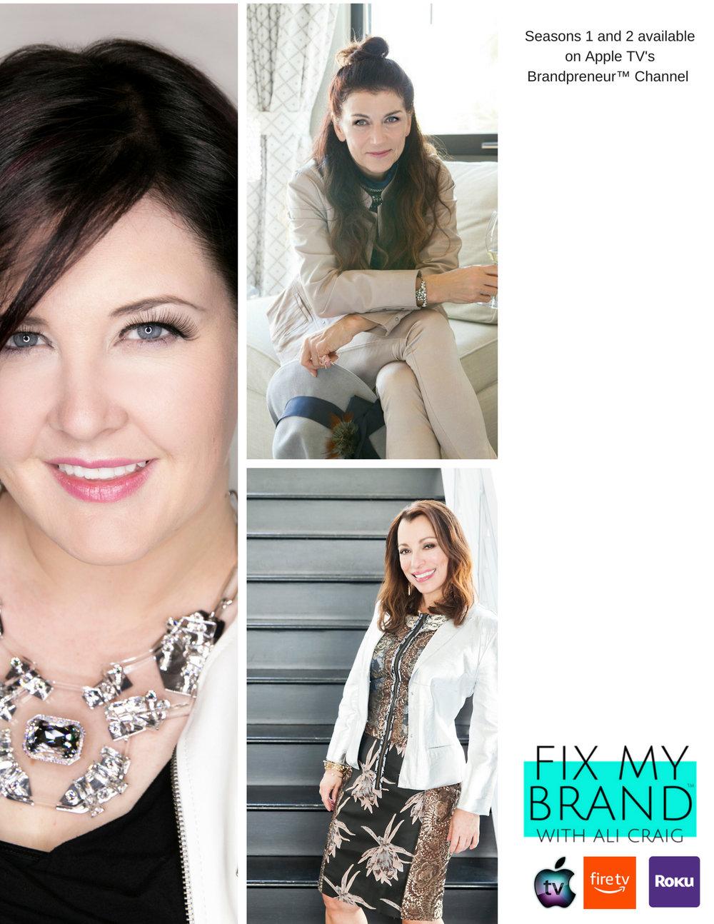 Fix My Brand With Ali Craig Season 3
