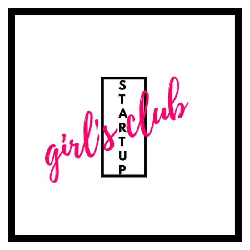 Startup Girls' Club™ Ali Craig
