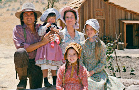 The NBC television version of  Little House on the Prairie