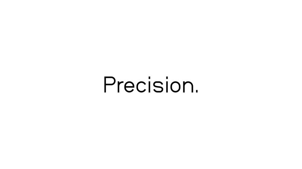 Awake Precision