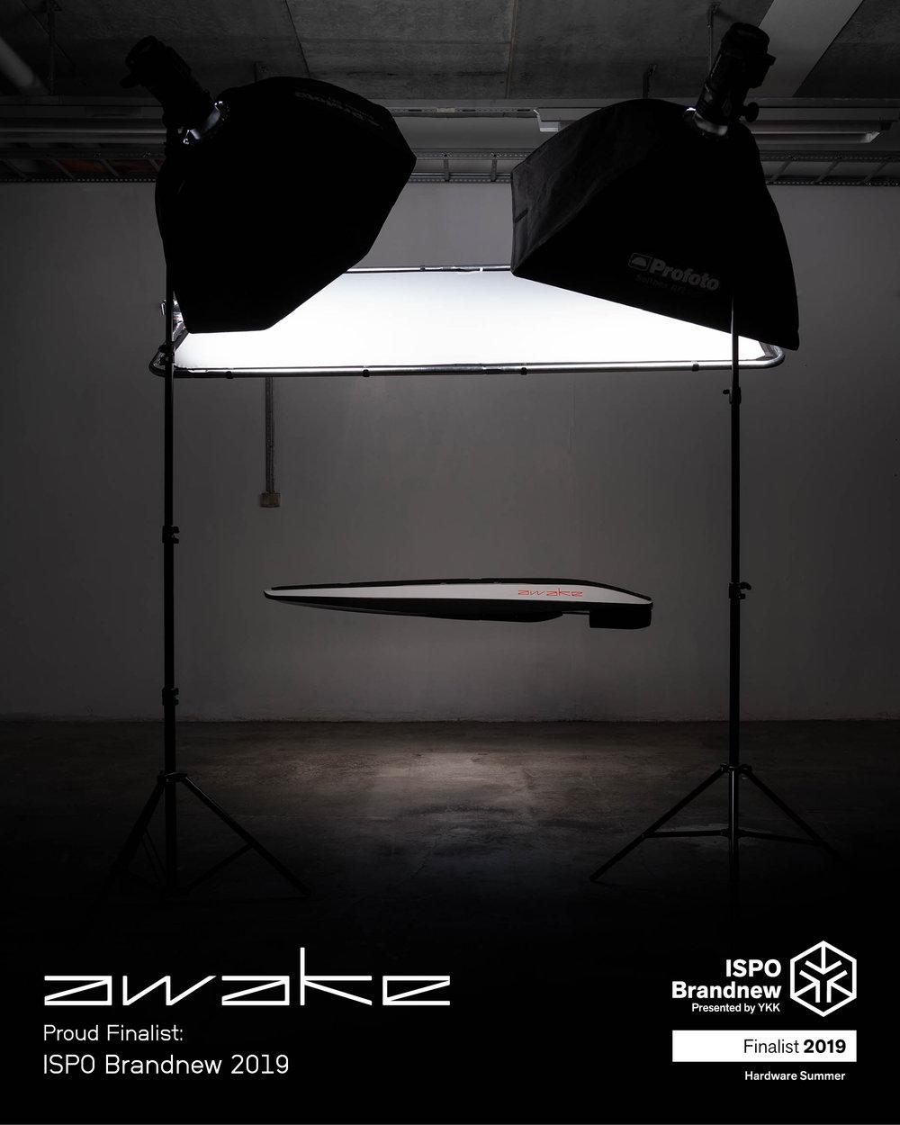 Awake RÄVIK electric surfboard finalists