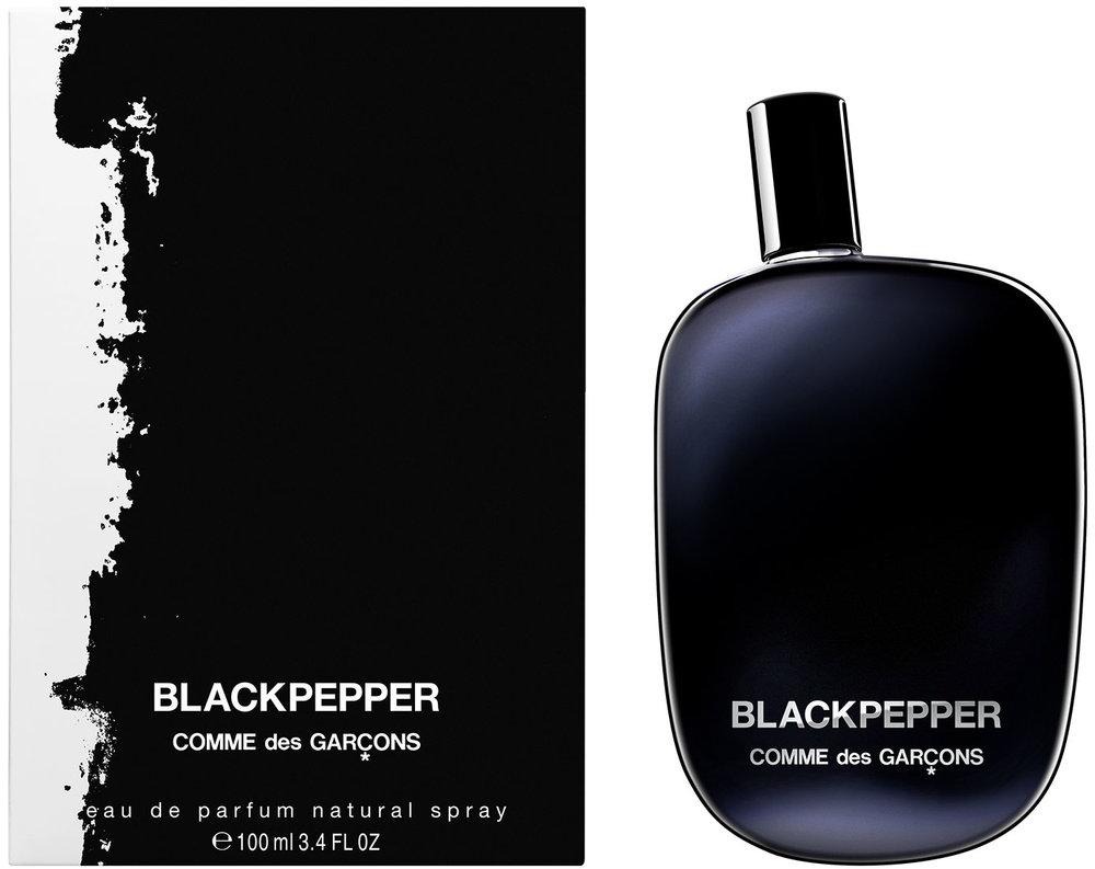 BLACKPEPPER - by Comme des Garçons