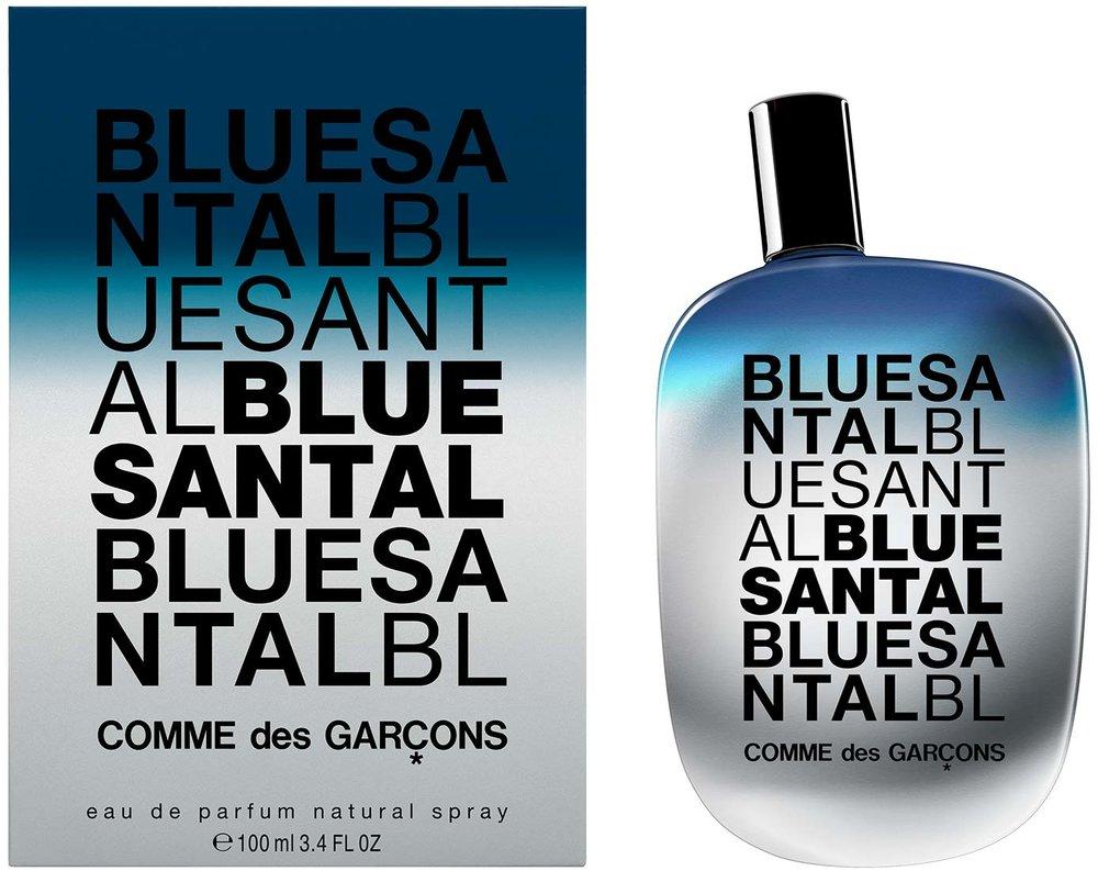 BLUE SANTAL - by Comme des Garçons