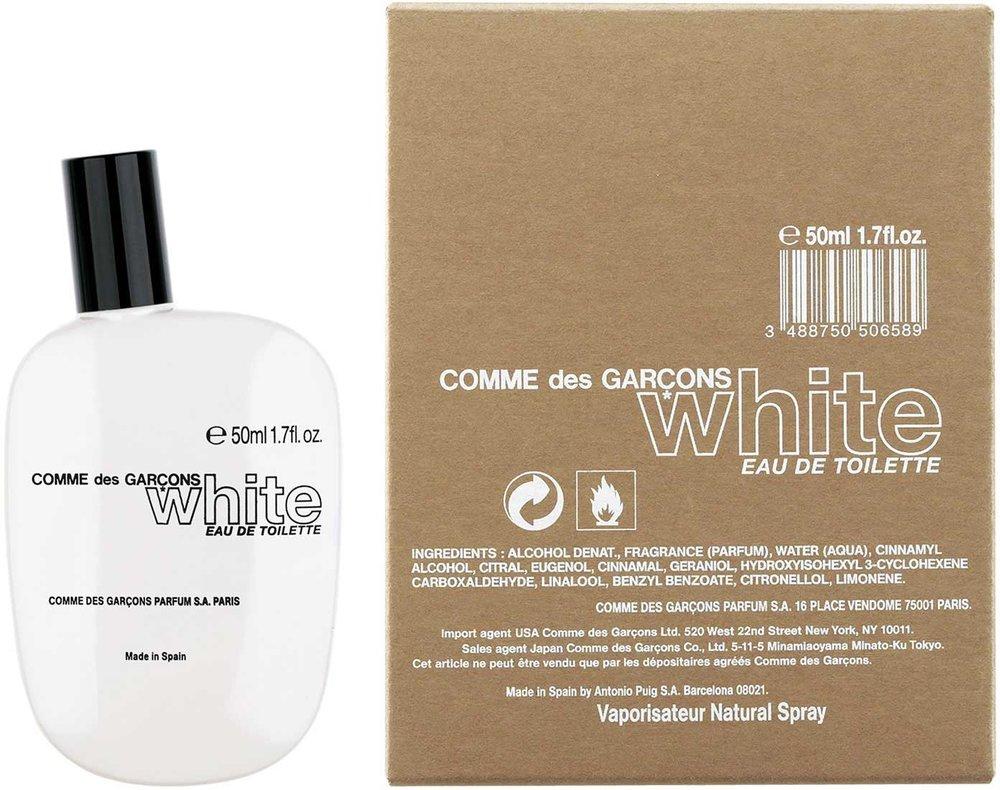 WHITE - by Comme des Garçons