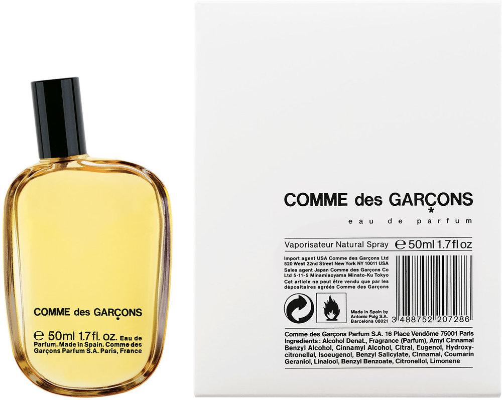 EAU DE PARFUM - by Comme des Garçons