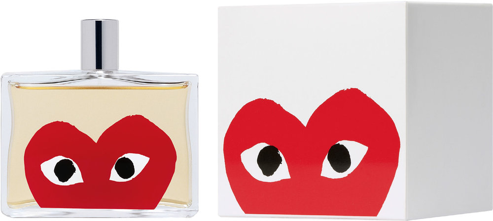 PLAY RED - by Comme des Garçons